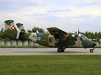 Poland Air Force – PZL - Mielec M-28 Bryza 0213