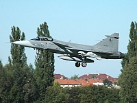 Czech Air Force – Saab JAS-39C Gripen 9240