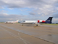 Jet Connection – Gates Learjet 60 D-CLUB