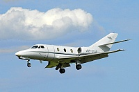 Andersson Business Jet – Dassault Aviation Falcon 100 SE-DLB