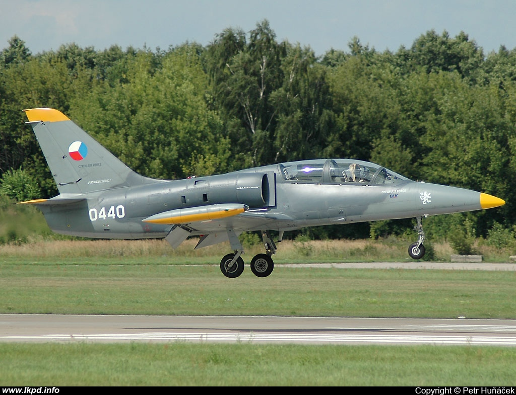 Czech Air Force – Aero L-39C 0440