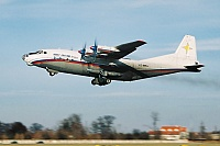 Bright Aviation Services – Antonov AN-12BP LZ-BRA