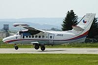 Czech Air Force – Let L410-UVP-E 2602