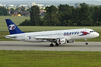 Travel Service – Airbus A320-212 YL-LCF