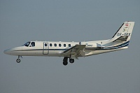 Private/Soukromé – Cessna C550B Citation Bravo OE-GKK