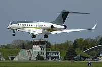 Comlux Aviation – Bombardier BD700-1A11 Global 5000 HB-JGN