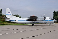 Russia Air Force – Antonov AN-30B 87