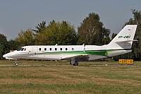 Herrenknecht Aviation – Cessna 680 Citation Sovereign VP-CMH