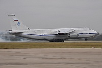 Russia Air Force – Antonov AN-124-100 RA-82028