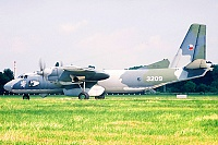 Czech Air Force – Antonov AN-26Z-1M 3209