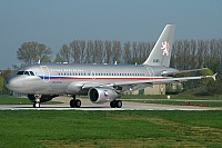 Czech Air Force – Airbus A319-115 (CJ) 3085