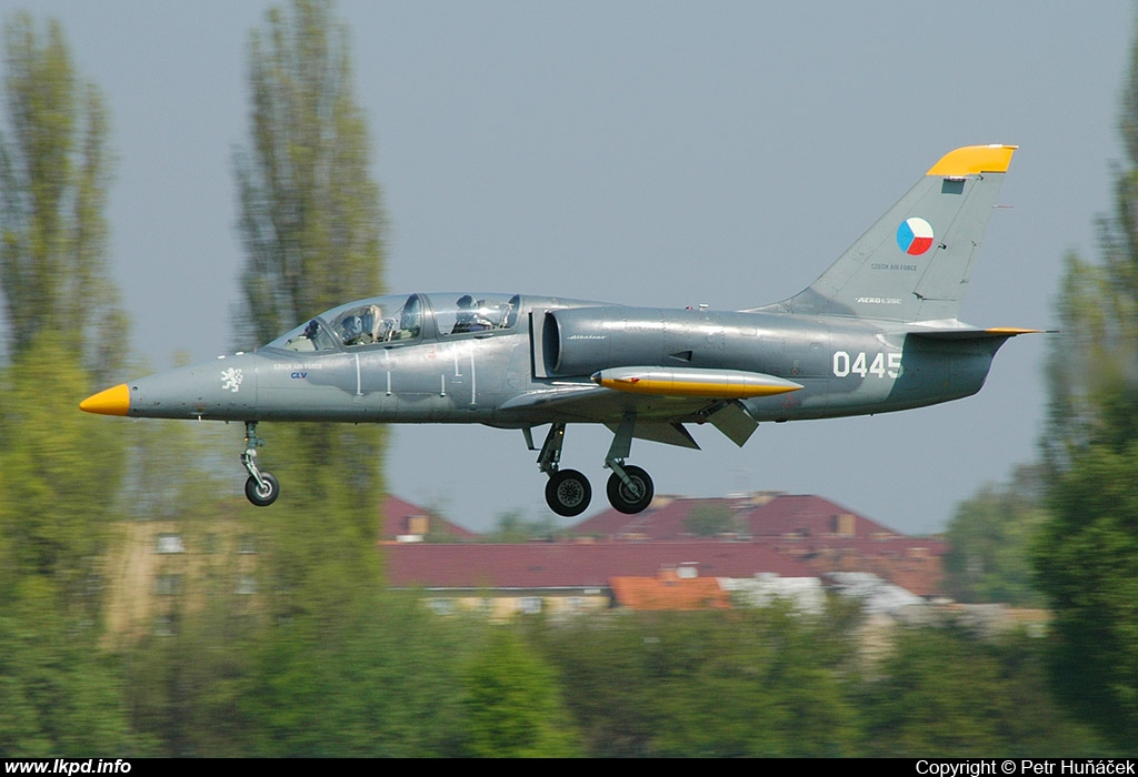 Czech Air Force – Aero L-39C 0445
