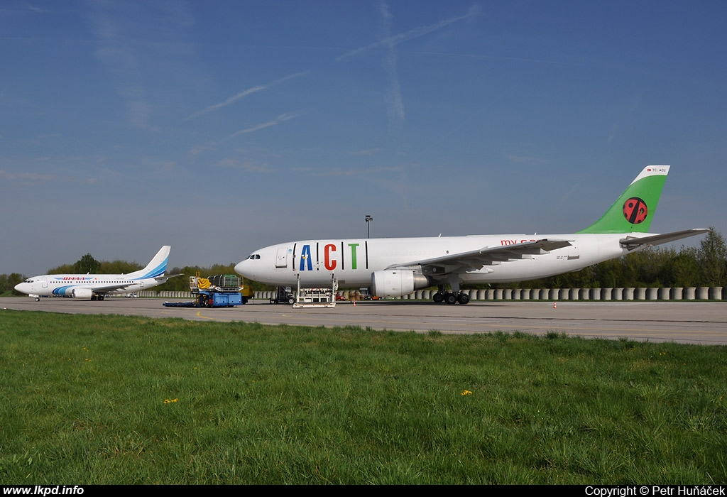 ACT Airlines – Airbus A300B4-203(F) TC-ACU