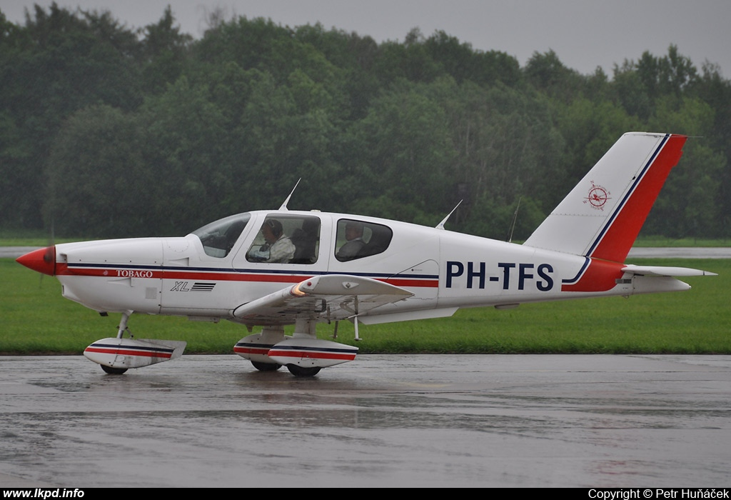Target Flight Systems – Socata TB200 PH-TFS