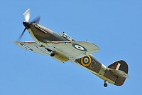 Historic Aircraft Collection Ltd. – Hawker Mk12A Hurricane G-HURI