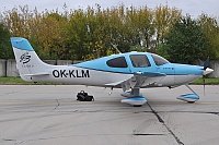 Icarus Aviation – Cirrus SR22-GTS OK-KLM