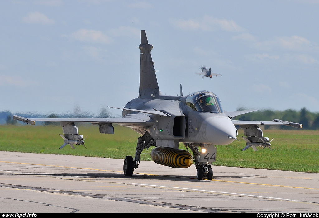 Czech Air Force – Saab JAS-39C Gripen 9244