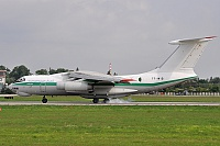 Algeria Air Force – Iljušin IL-76TD 7T-WID