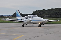 Queen Air – Piper PA-23-250 Aztec F OK-HKS