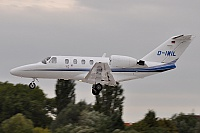 Wolters – Cessna 525 D-IWIL