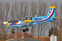 Czech Air Force – Zlin Z-142C AF 0559