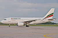Tatarstan Airlines – Airbus A319-112 VQ-BNF