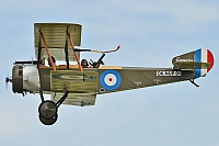 Private/Soukromé – Sopwith 1 1/2 Strutter OK-NUP01