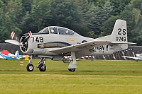 Private/Soukromé – North American T-28C Trojan N2800M