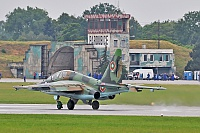 Bulgaria Air Force – Sukhoi Su-25UBK 095