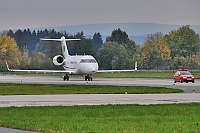 Marks Jet – Canadair CL-600-2B16 Challenger 605 M-ARKZ
