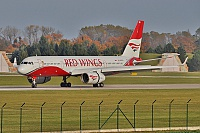 Red Wings – Tupolev TU-204-100V RA-64050