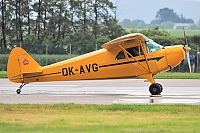 Private/Soukromé – Piper J-4A OK-AVG