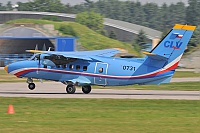 Czech Air Force – Let L410-UVP 0731