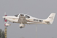 AM Aviation LLC – Cirrus SR22 G2 N581MD
