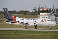 Central Charter Airlines – Saab SF-340B OK-CCC
