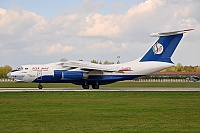 Silk Way Airlines – Iljušin IL-76TD 4K-AZ70