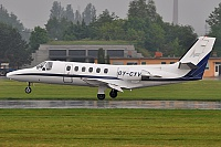 North Flying A/S – Cessna C550 Citation II OY-CYV