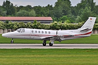 Euro Link – Cessna C550B Citation Bravo D-CELI