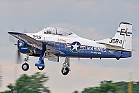 Private/Soukromé – North American T-28A N2800G