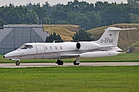 Quick Air Jet Charter – Gates Learjet 36A/Avcon R/X D-CFGG