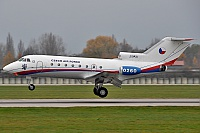 Czech Air Force – Yakovlev YAK-40 0260