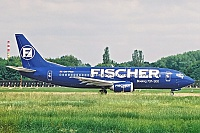 Fischer Air – Boeing B737-33A OK-FAN