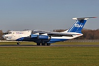 Silk Way Airlines – Iljušin IL-76TD 4K-AZ40