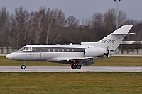 NetJets Europe – Raytheon Hawker 750 CS-DUG