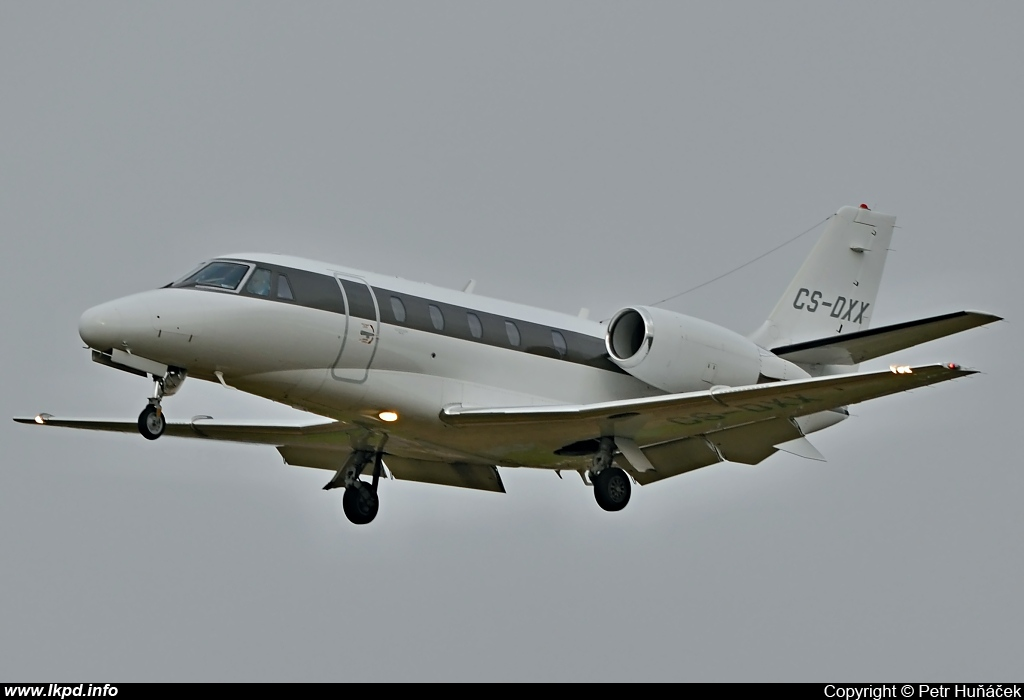 NetJets Europe – Cessna 560XL/XLS CS-DXX