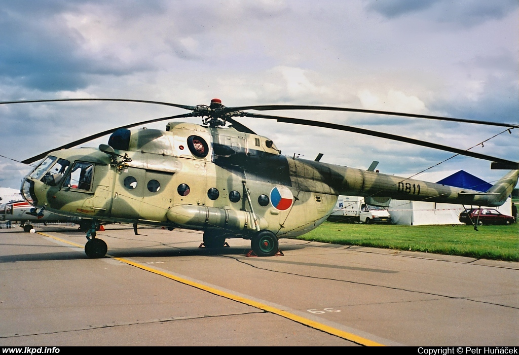 Czech Air Force – Mil Mi-17 0811