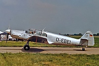 Private/Soukromé – MESSERSCHMITT BF-108B-1 D-EBEI