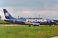 Fischer Air – Boeing B737-33A OK-FUN