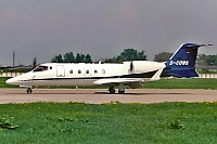 Jet Connection – Gates Learjet 60 D-COWS