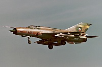 Czech Air Force – Mikoyan-Gurevich Mig-21MF 9414